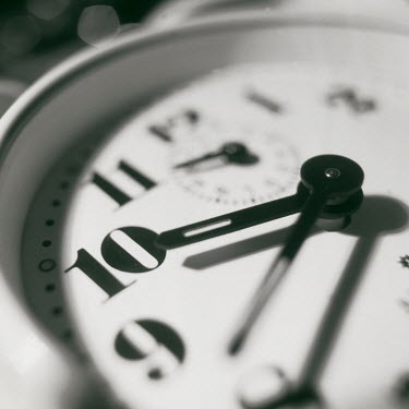 Amer Ghazzal CLOSE UP OF CLOCK FACE Miscellaneous Objects