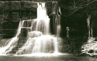 Neil Denham WATERFALL Miscellaneous Water