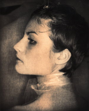 Graham Hunt PORTRAIT OF SHORT HAIRED WOMAN Women