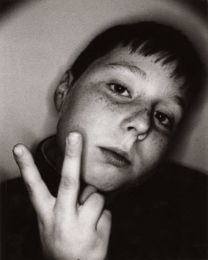 Graham Hunt REBELLIOUS YOUNG BOY Children