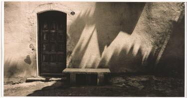 Eddie Ephraums DOORWAY OF MEDITERRANEAN BUILDING Building Detail