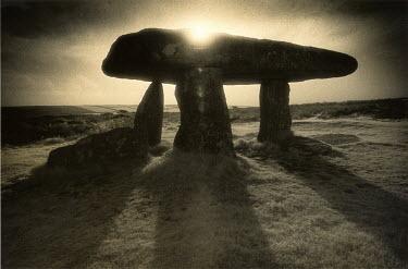 Clive Vincent HISTORIC STONE MONUMENT Rocks/Mountains