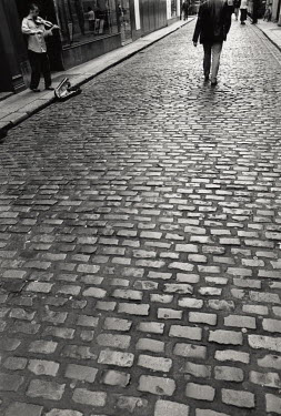 Michael Trevillion STONE BRICK ROAD WITH VIOLIN BUSCER Streets/Alleys