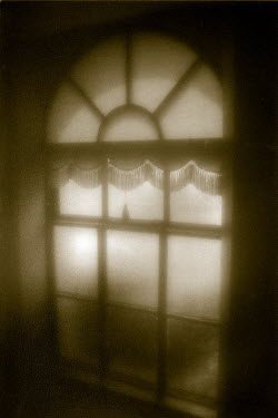 Tommy Kelly MISTY WINDOW WITH BLIND Building Detail