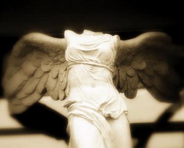 Jay Sinclair ANGEL STATUE Statuary/Gravestones