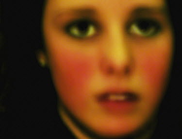 Claire Morgan CLOSE UP OF TEENAGE GIRL Children