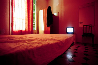 Elisa Noguera RED APARTMENT ROOM Interiors/Rooms