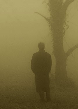 Ilona Wellmann MAN IN MISTY FOREST Men