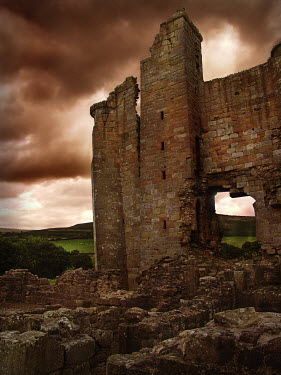 Brian Law CASTLE IN RUINS Miscellaneous Buildings