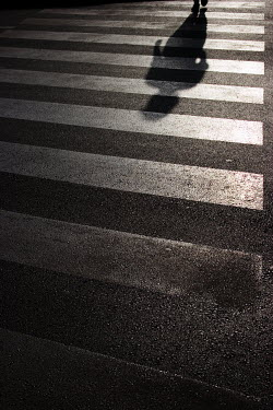 Stanislav Solntsev SHADOW ON ZEBRA CROSSING Men