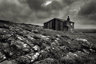 David McCormack REMOTE SHACK ON STONEY FIELD Miscellaneous Buildings