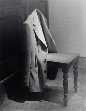 Rosemary Cooper CHAIR WITH JACKET ON IT Miscellaneous Objects