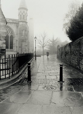 Rosemary Cooper PAVEMENT LEADING TO CHURCH Men