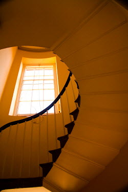 Trevor Payne WINDOW BY STAIRWELL Stairs/Steps