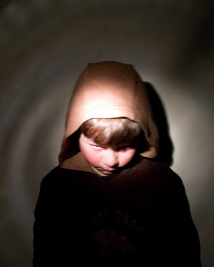 Clayton Bastiani CHILD IN TORCHLIGHT Children