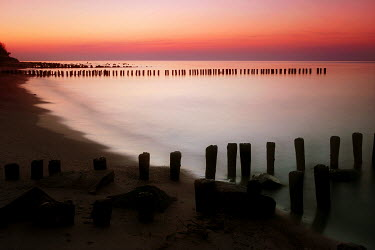 Marcin Bublewicz SEA AT SUNSET Seascapes/Beaches