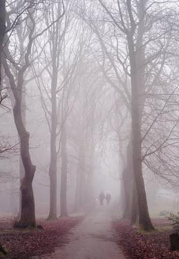 Edward Jones COUPLE WALKING IN FOG Couples
