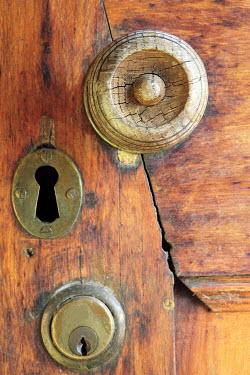 Neil Overy WOODEN DOOR Building Detail