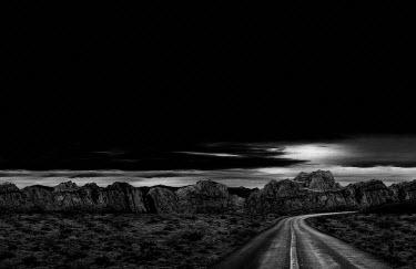 Alexa Garbarino COUNTRY ROAD THROUGH MOUNTAIN LAND Roads