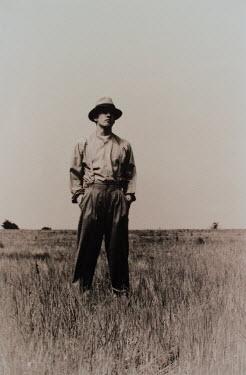 Zodie Hawkins AMERICAN FARMER VINTAGE STYLE Men