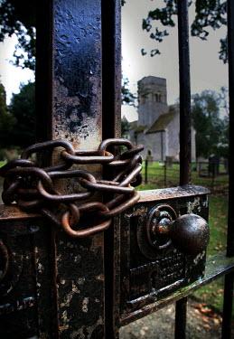 Adrian Muttitt CHAIN LOCKED GATE Gates