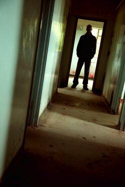Andy & Michelle Kerry CRIMINAL MAN IN CORRIDOR Men