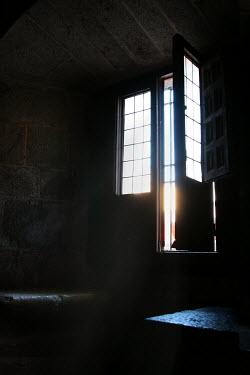 Laura Franco DOORWAY OUT OF DARK ROOM Building Detail