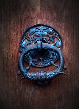 Ilona Wellmann ORNATE DOOR KNOCK Building Detail