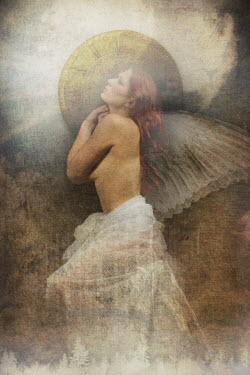 Clayton Bastiani WOMAN WITH WINGS Women