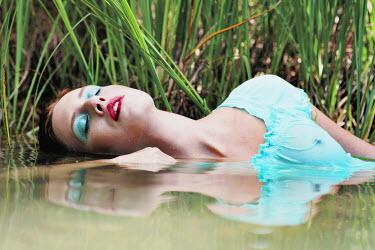 Rolf Brenner WOMAN DEAD IN WATER IN LAKE Women