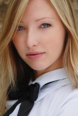 Lena Okuneva BLONDE YOUNG WOMAN Women