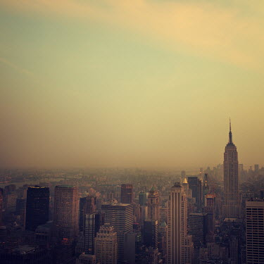 Irene Suchocki NEW YORK CITY SKYLINE Specific Cities/Towns