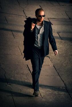 Michael Trevillion RED HAIRED MAN WALKING SUNLIGHT Women