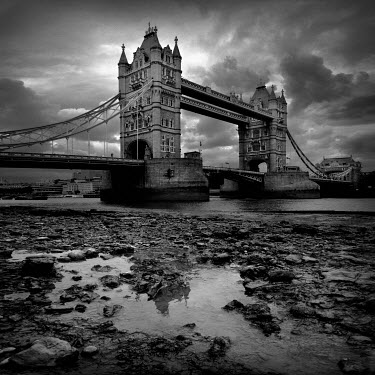 Paul Knight TOWER BRIDGE LONDON RIVER THAMES Bridges
