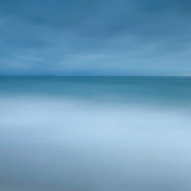 John Hooton STILL CALM SEA Seascapes/Beaches