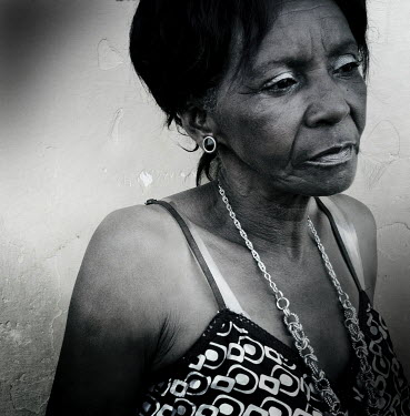 Lee Frost Old African woman Women