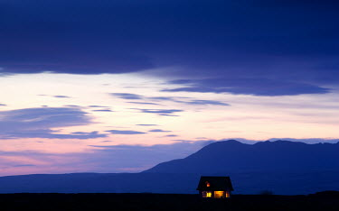 Lee Frost isolated house in countryside Houses