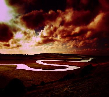 Tony Watson RIVER MEANDER Lakes/Rivers