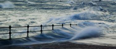 John Harrison STORMY SEA WITH WAVES CRASHING Seascapes/Beaches