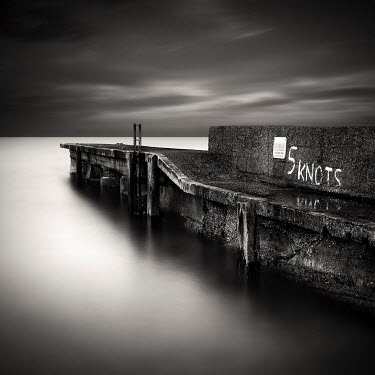 Rob Cherry concrete landing stage Seascapes/Beaches