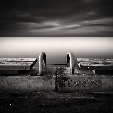 Rob Cherry bleak seascape Seascapes/Beaches
