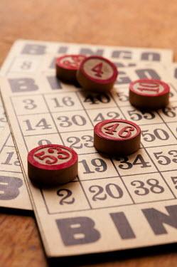 Valentino Sani BINGO GAME CARDS Miscellaneous Objects
