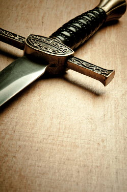 Valentino Sani HANDLE OF MEDIEVAL SWORD Weapons
