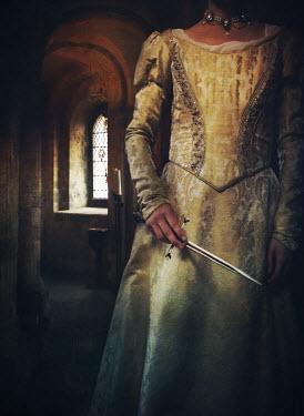 Mark Owen Woman with dagger Women