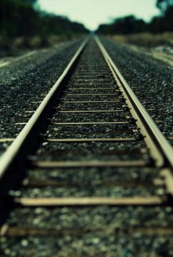 Douglas Black Train track Railways/Trains
