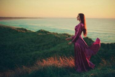 Iness Rychlik Woman by sea Women