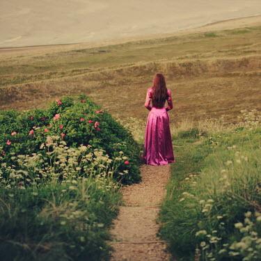 Iness Rychlik Woman in field Women