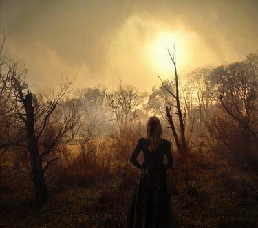 Marta Ostrowska WOMAN IN FOREST Women