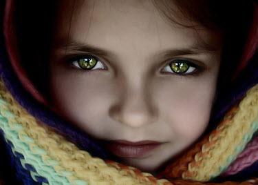 Jennifer Short EYES OF PRETTY GIRL Children