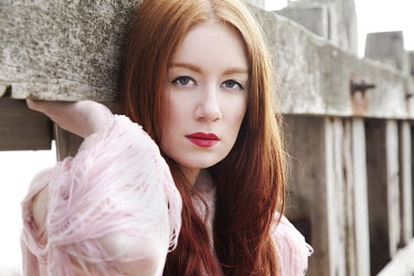 Lauren Leake-Lyall Woman with red hair Women